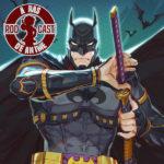 Batman viaja a Japón y no sabe si ser ninja o samurai [Batman Ninja]